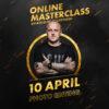 Online MasterClass April 10